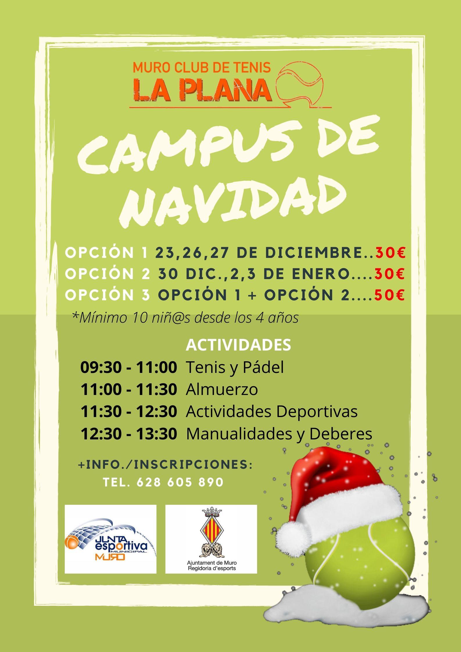 Campus de Navidad